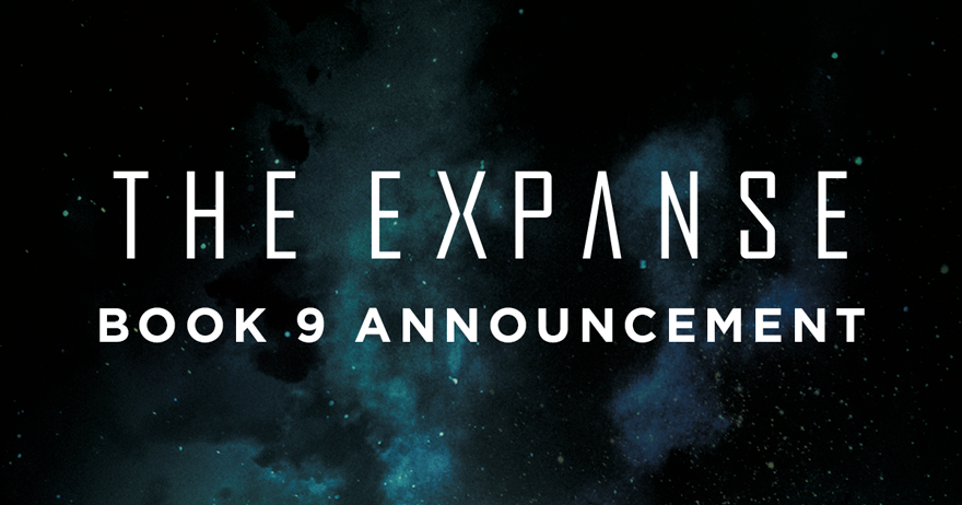 The Expanse new book